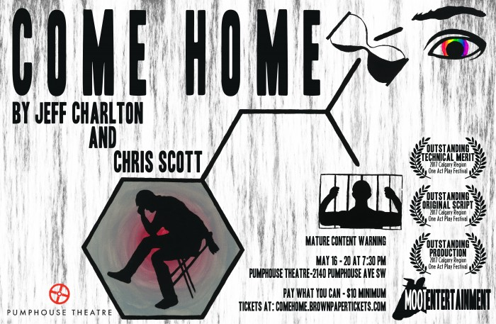 Come Home Poster (With Margin and Bleed)